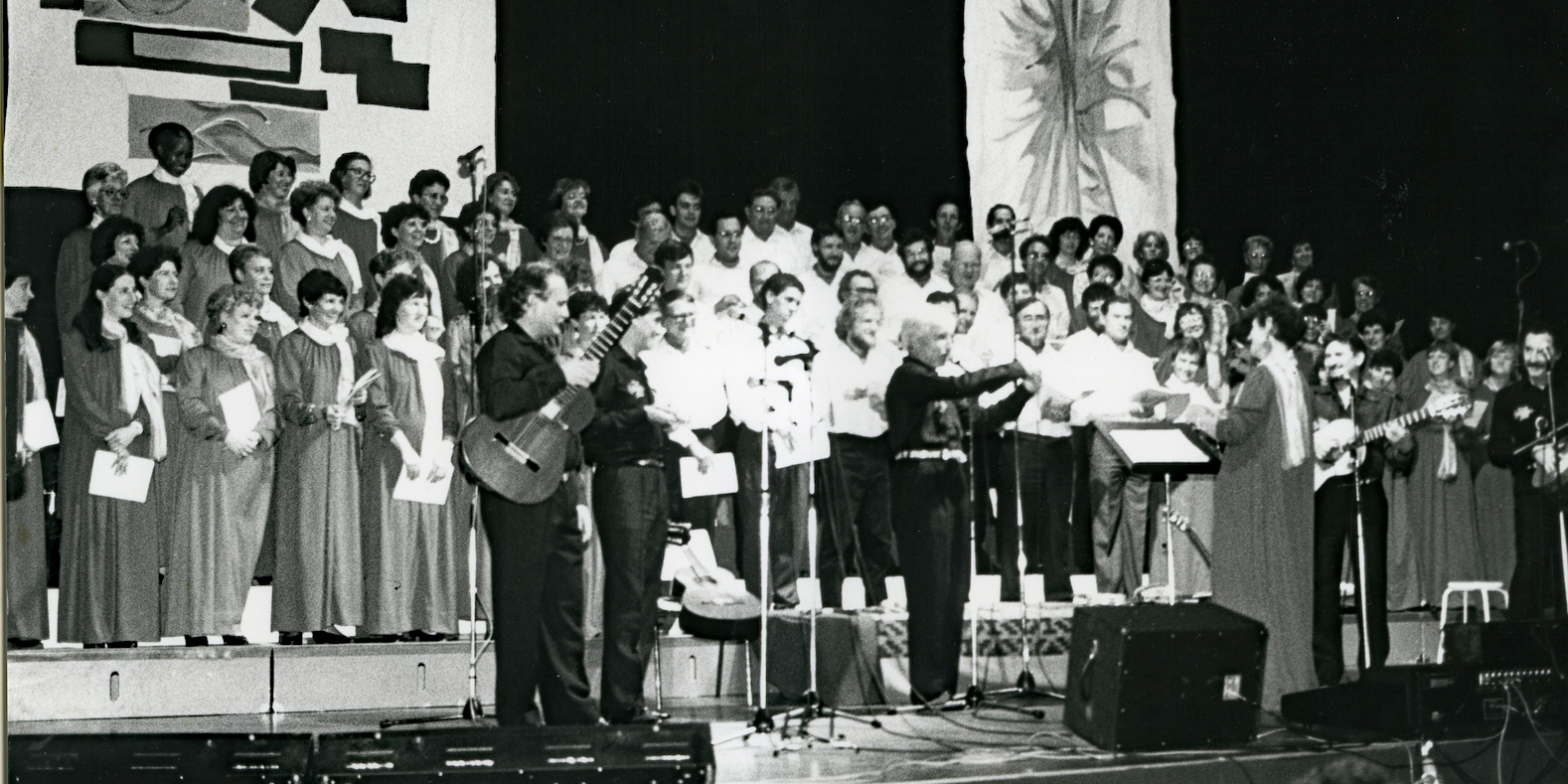 1988 - Misa Criolla avec Los Calchakis
