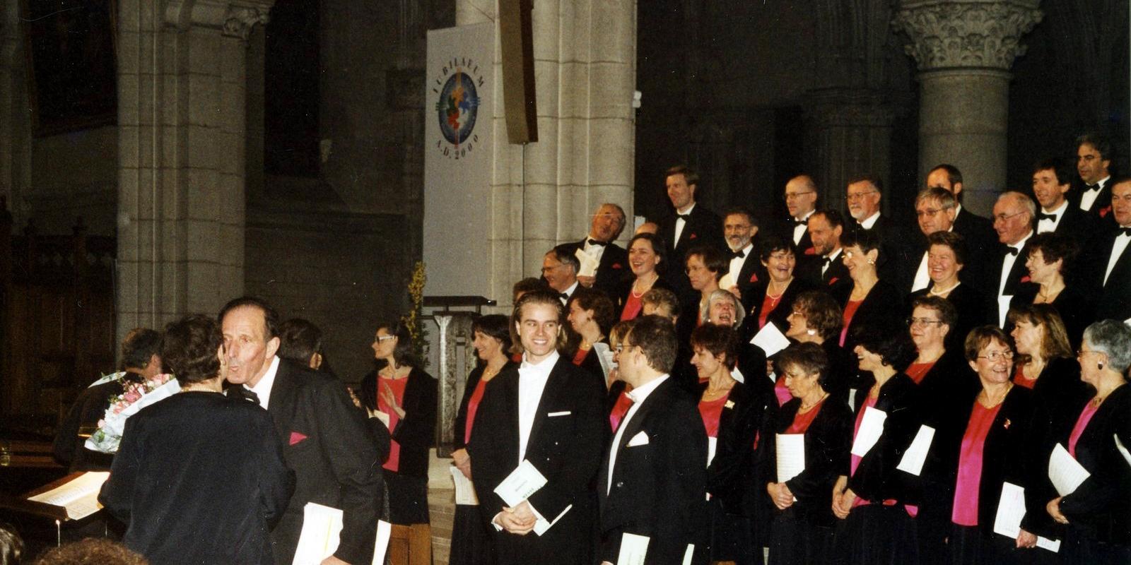 2000 - Petite Messe Solennelle de Rossini pour les 20 ans du Ludion