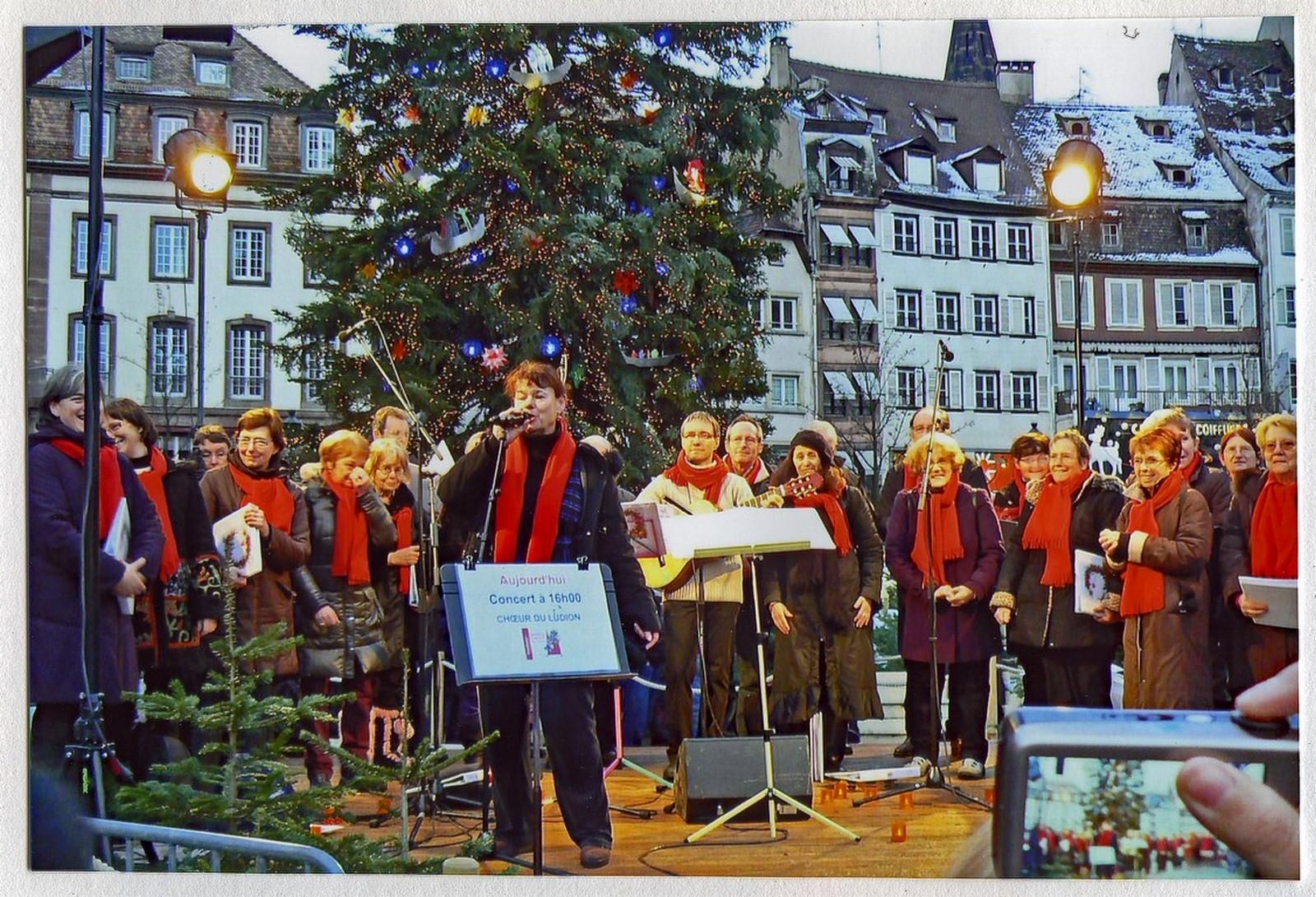 2010 - Strasbourg - Marché de Noël