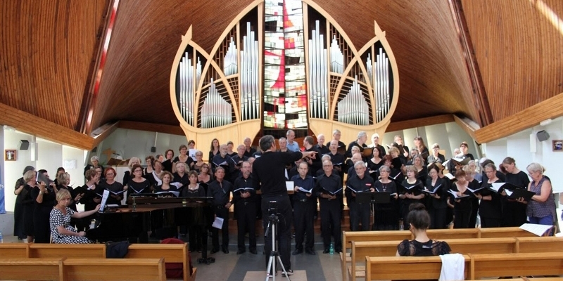 2017 - Missa di Gloria de Puccini avec le Chœur du Vésinet